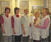 Ihr Küchenpersonal