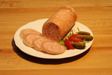 fränkisches haumacher Frühstücksfleisch