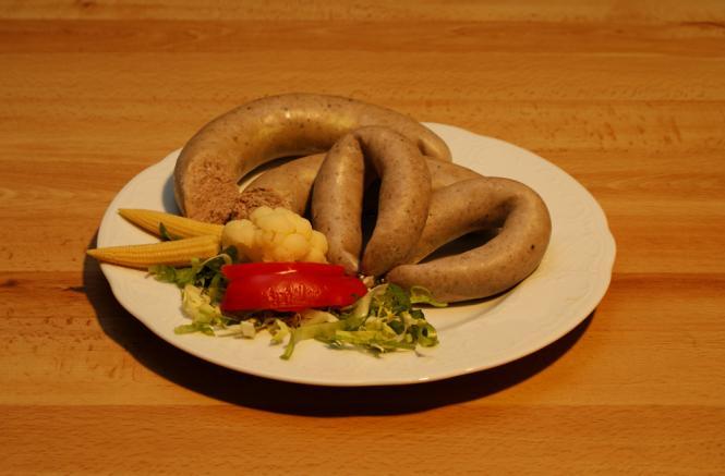 fränkische hausmacher Leberwurst